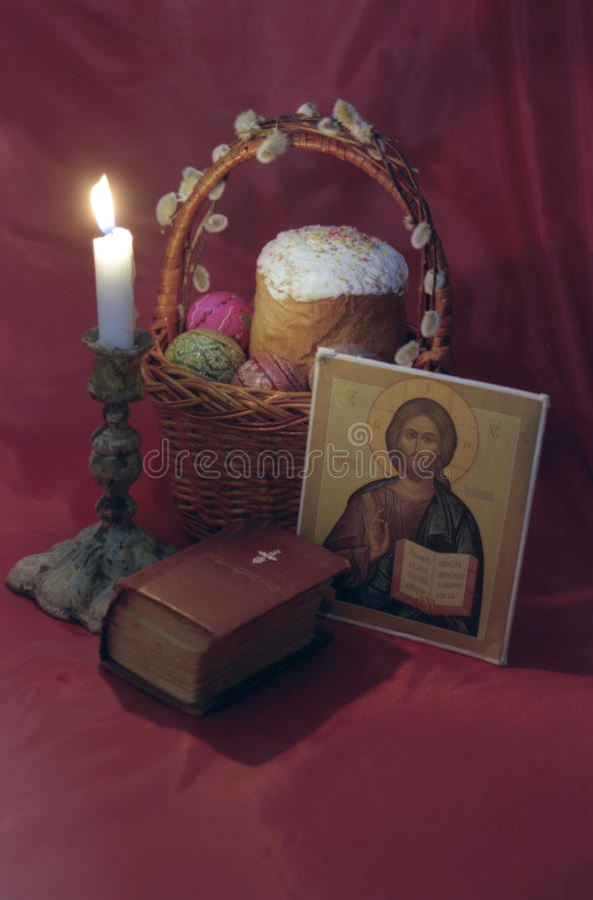 Rogación de Pascua imagen de archivo libre de regalías