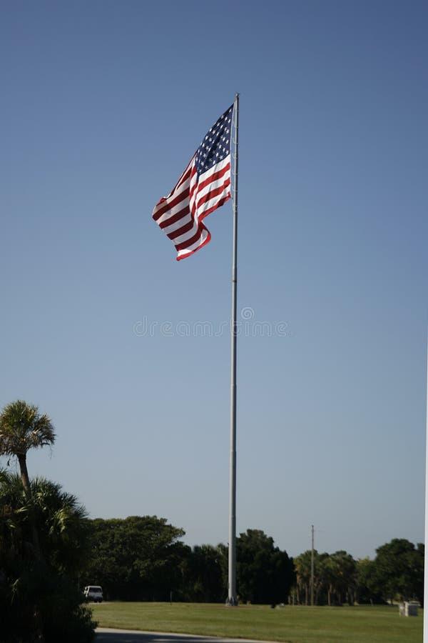 La bandera americana imagenes de archivo