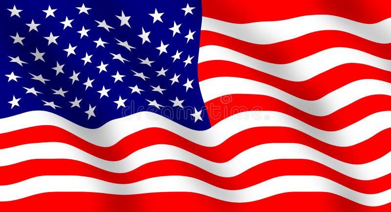 El indicador americano libre illustration