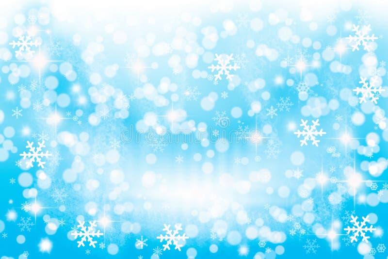 El invierno enciende el fondo imágenes de archivo libres de regalías