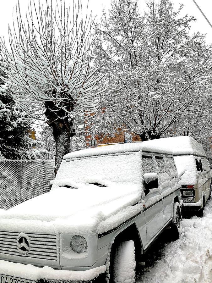 El invierno está viniendo imagen de archivo libre de regalías