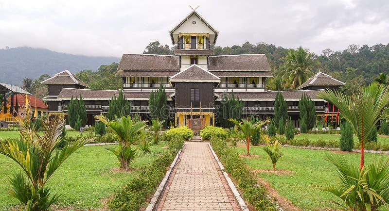 El Istana Seri Menanti fotografía de archivo libre de regalías
