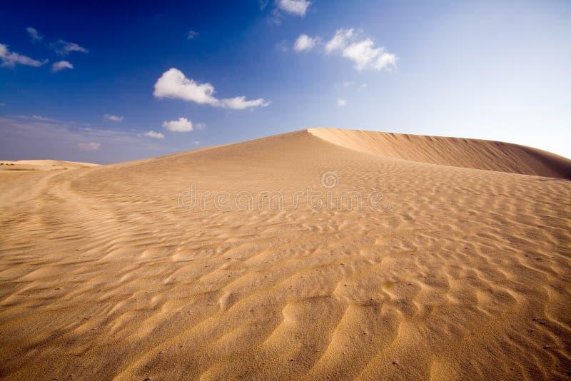 El Jable desert stock photo