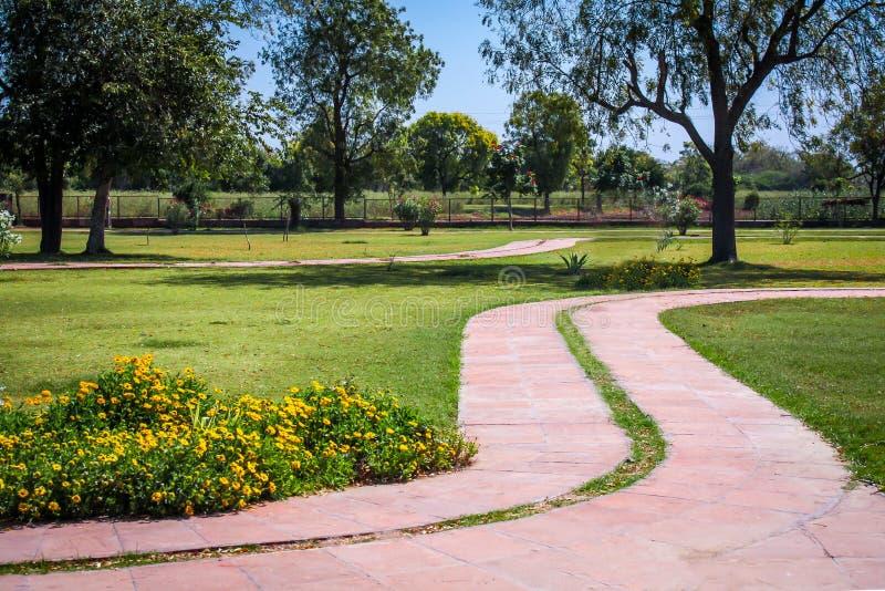 El jardín/el parque foto de archivo libre de regalías