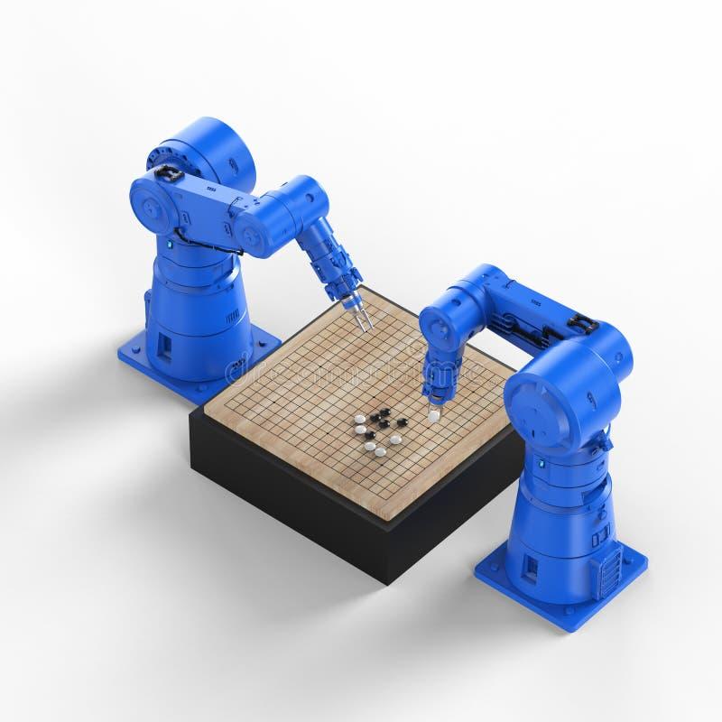 El juego del robot va
