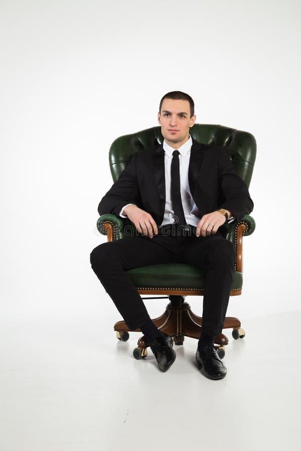 El jugador en póker foto de archivo