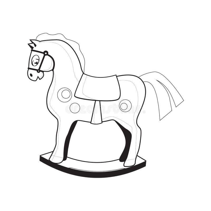 El juguete de los niños icono Ilustración del vector libre illustration