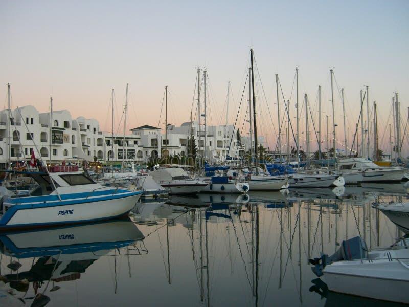 Download El-kantaouiport arkivfoto. Bild av port, kryssning, vitt - 515704