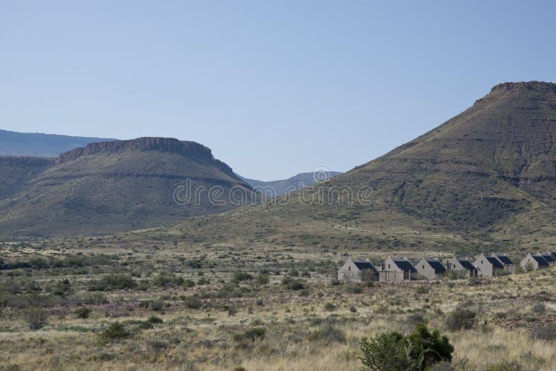 El Karoo fotografía de archivo libre de regalías
