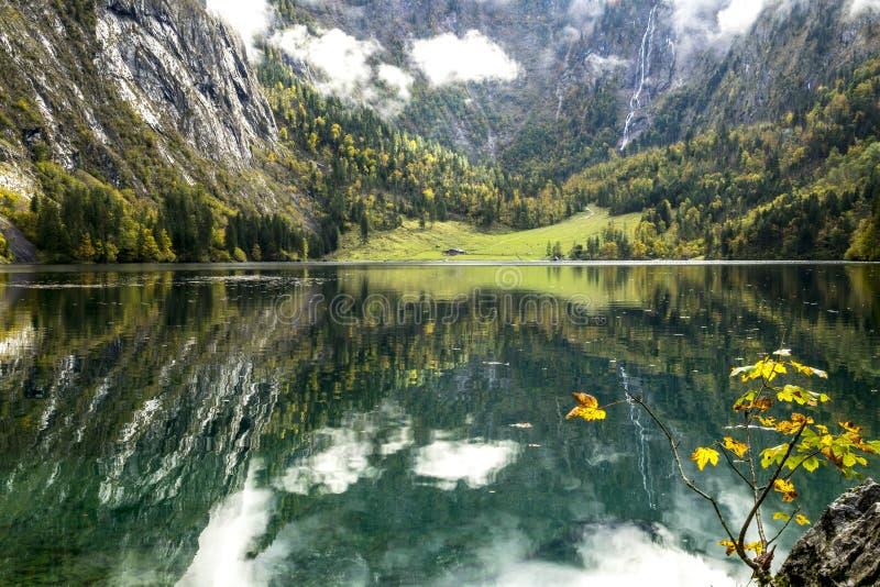 El Koenigssee beautyful fotos de archivo