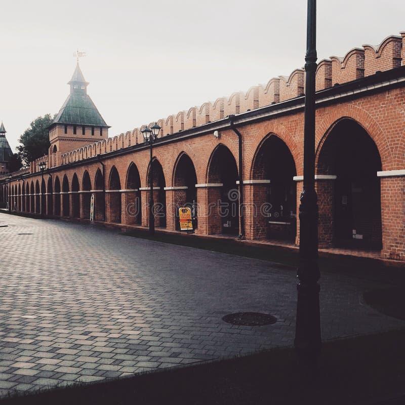 el Kremlin de Tula fotografía de archivo libre de regalías