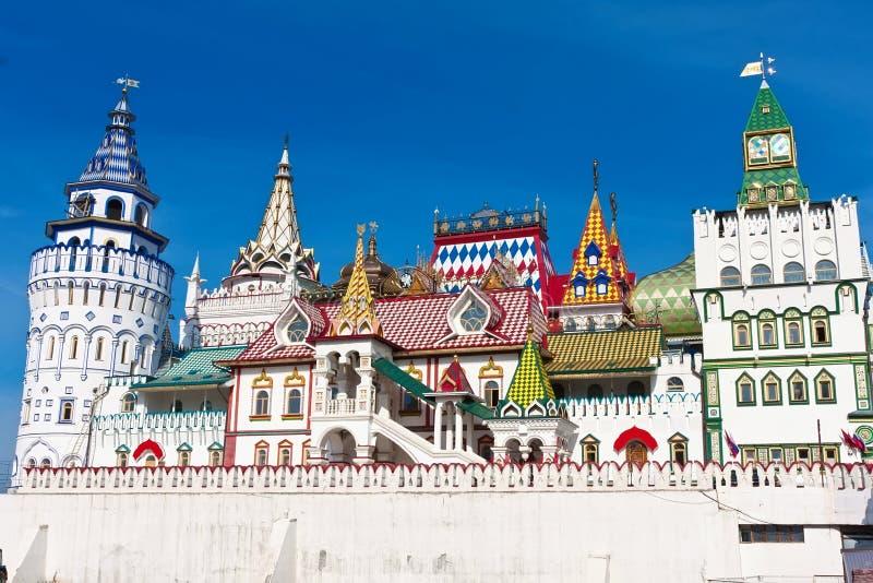 El Kremlin en Izmailovo imagenes de archivo