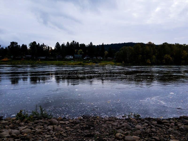 El lago galaxy fotos de archivo