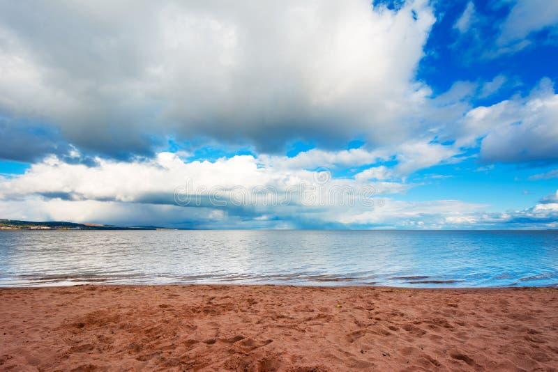 El lago Superior imagen de archivo