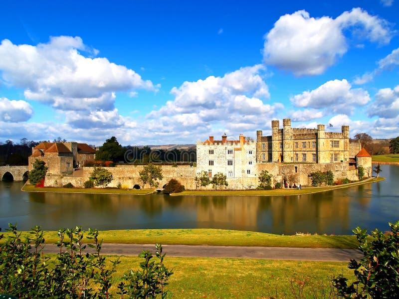 El Leeds Castle fotografía de archivo