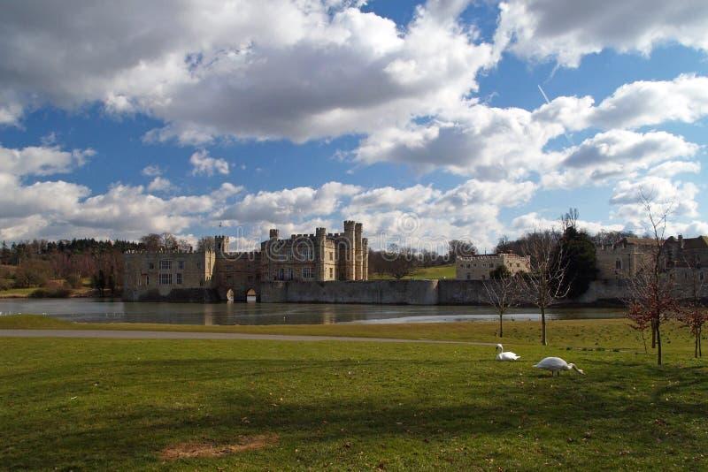El Leeds Castle en Inglaterra #5 imágenes de archivo libres de regalías