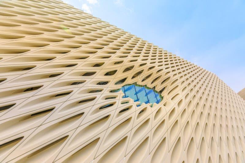El Los Ángeles amplio foto de archivo libre de regalías