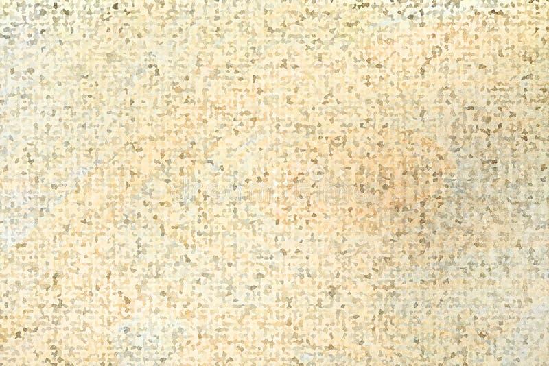 El múltiplo generativo forma el mosaico del pixel para el papel pintado, la textura o el fondo del diseño Modelo, texturizado, ca stock de ilustración