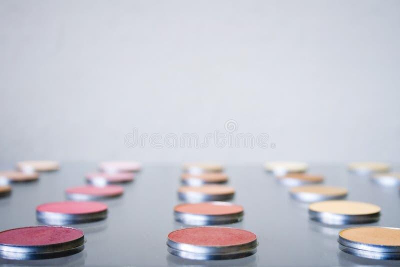 Download El Maquillaje Se Ruboriza Fondo Imagen de archivo - Imagen de espectro, haga: 7283095