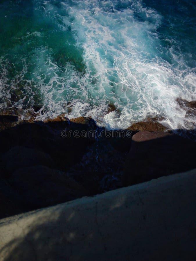 El mar de Amadores fotos de archivo libres de regalías