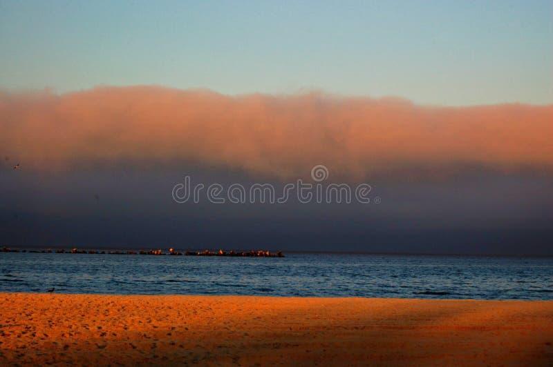 El Mar Negro foto de archivo libre de regalías