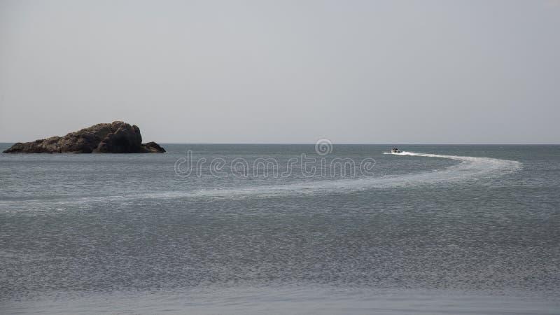 El Mar Negro, Crimea fotografía de archivo