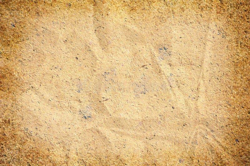 el marrón arrugó la textura de papel fotos de archivo libres de regalías