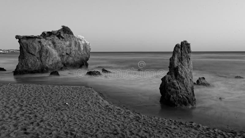 El-matador State Beach fotografering för bildbyråer