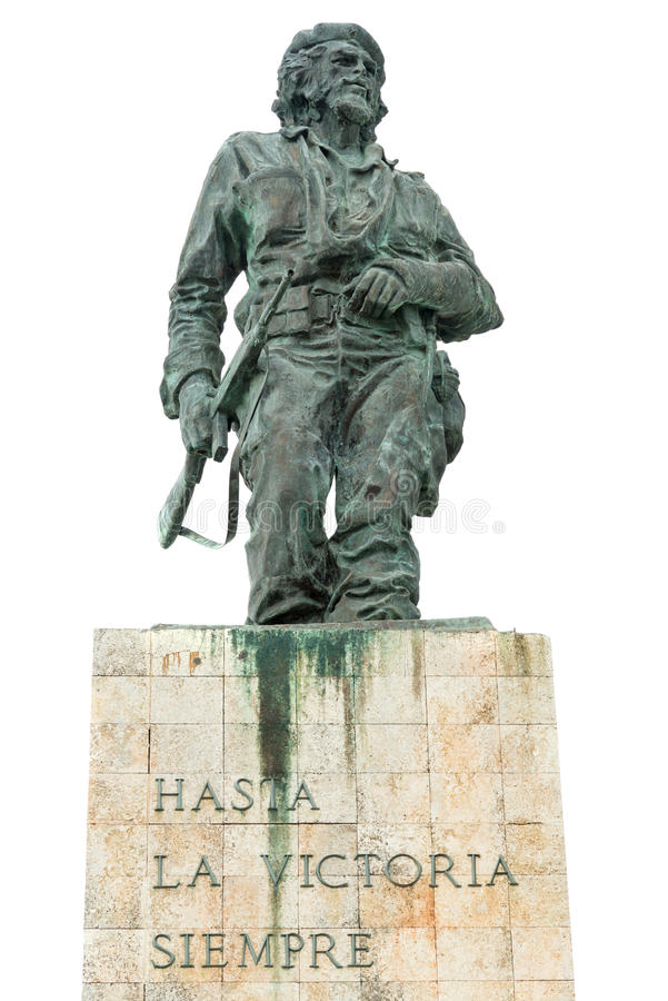 El mausoleo de Che Guevara en Santa Clara, Cuba foto de archivo