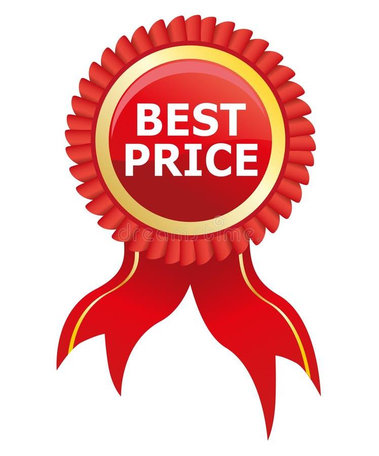El mejor precio stock de ilustración