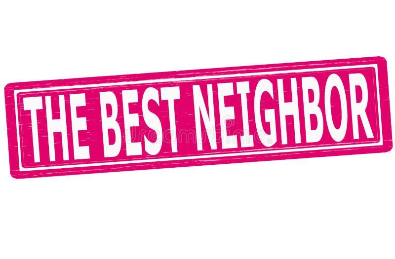 El mejor vecino libre illustration