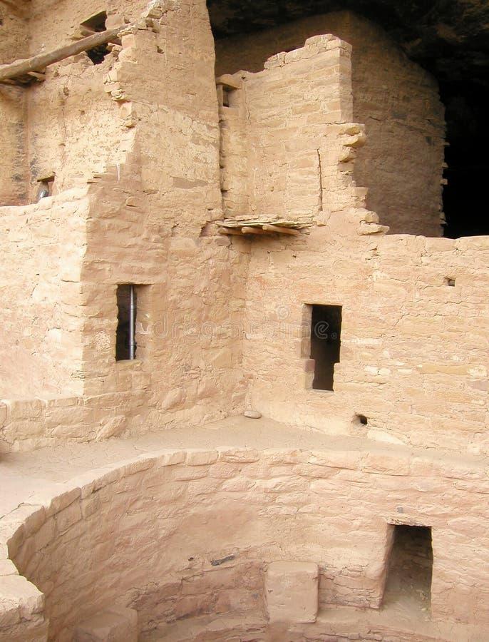 El Mesa Verde Arruina 6 Foto de archivo libre de regalías