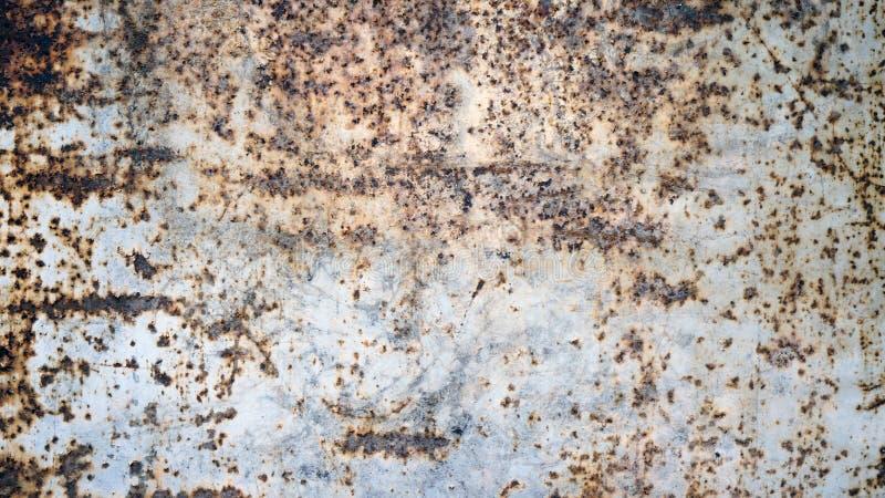 El metal, oxidado, textura, moho, fondo, acero, viejo, pared, hierro, superficie, aherrumbró, sucio, abstracto, marrón, grunge, e fotografía de archivo