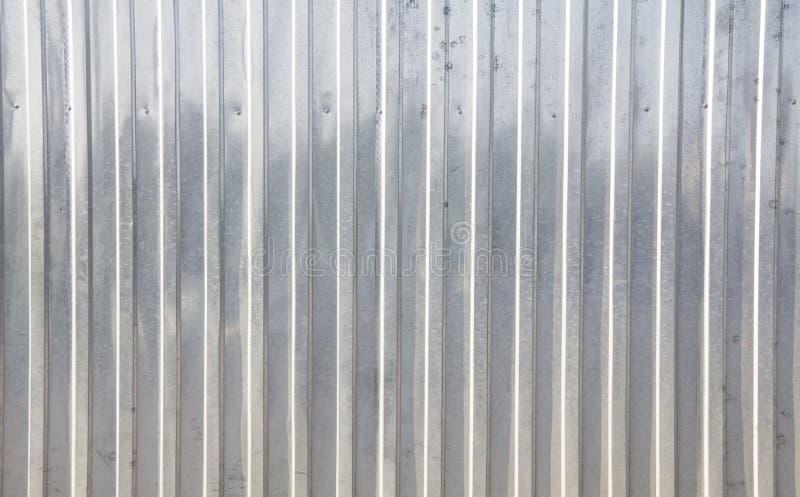 El metal perfiló la hoja fotografía de archivo libre de regalías