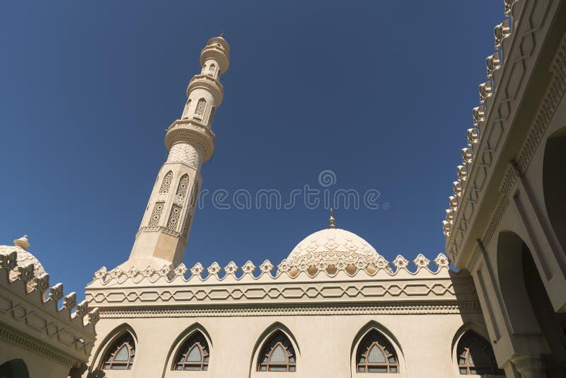 EL Mina Mosque Hurghada foto de stock