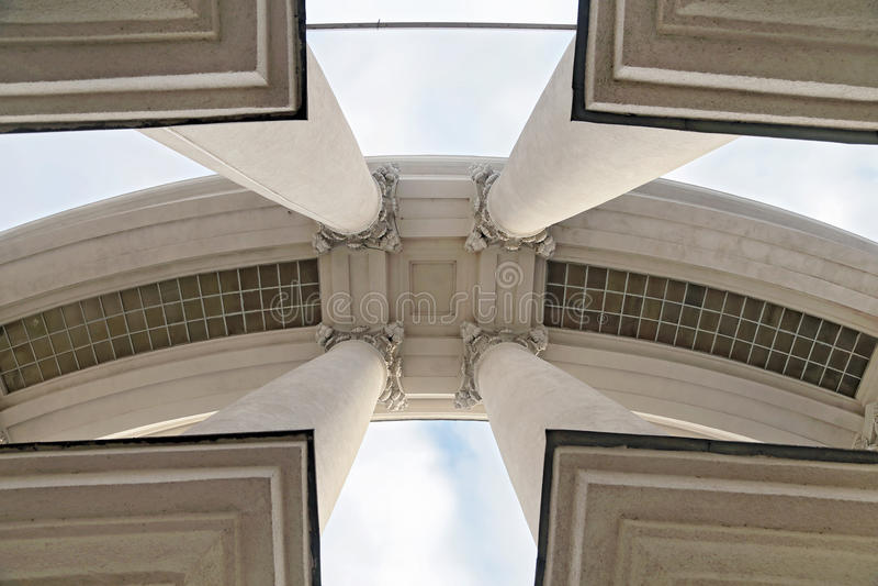 El Ministerio de Asuntos Exteriores de Ucrania fotos de archivo