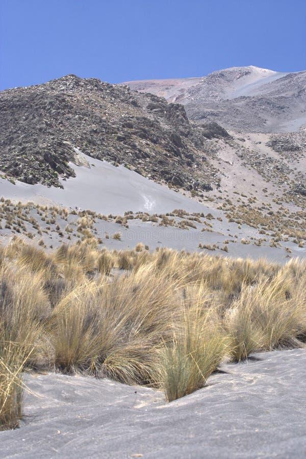 el misti Peru wulkan obraz stock