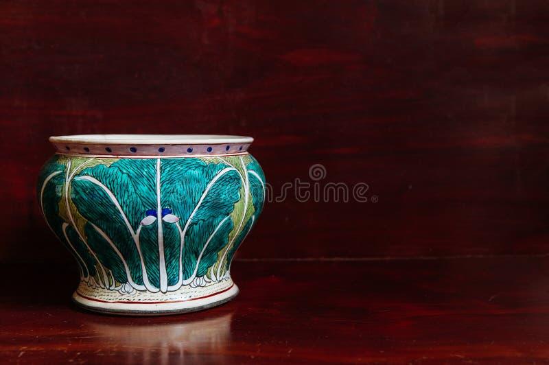 El modelo colorido de la col pintó las mercancías de China, porcelana china fotos de archivo
