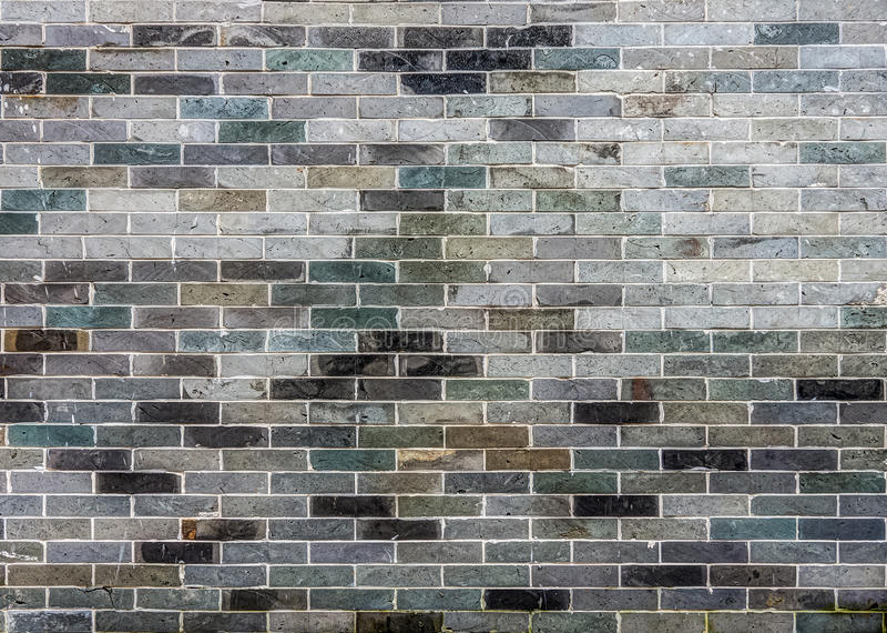 El modelo de la pared de ladrillo imagen de archivo libre de regalías
