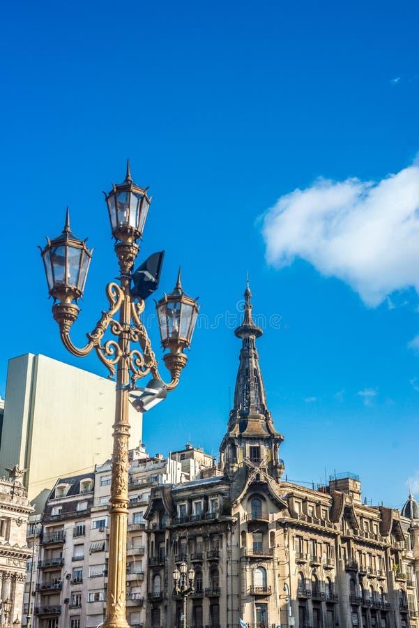 El Molino building in Buenos Aires, Argentina. El Molino building in Buenos Aires near Congress Square, Argentina royalty free stock image