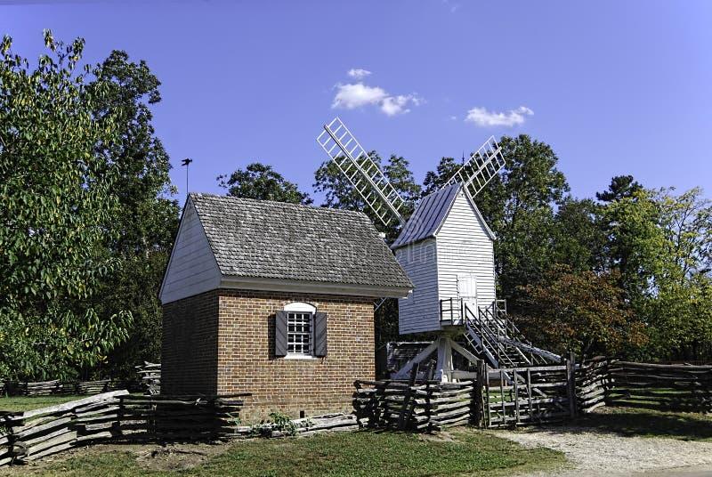 El molino de viento de Robertson imagen de archivo libre de regalías