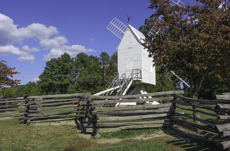 El molino de viento de Robertson imágenes de archivo libres de regalías