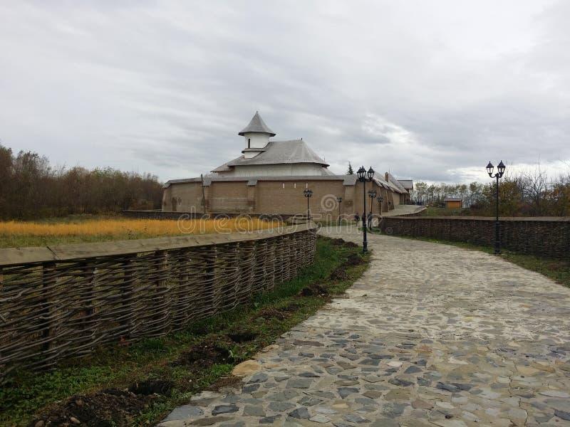 El monasterio fotografía de archivo