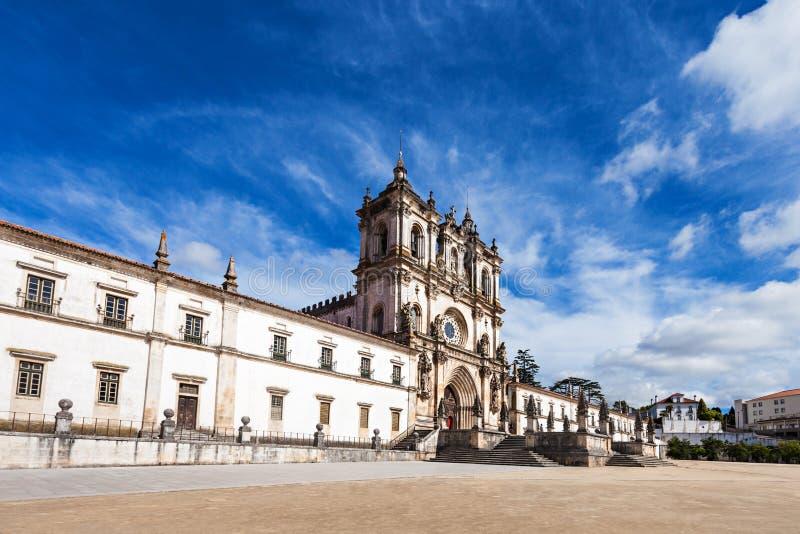 El monasterio de Alcobaca foto de archivo libre de regalías