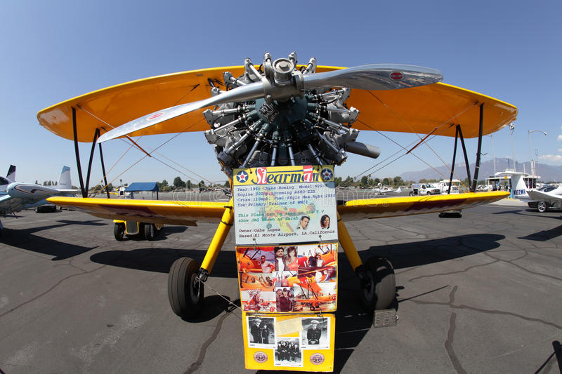 Download El Monte Airshow, CA, USA editorial stock photo. Image of historic - 26775593