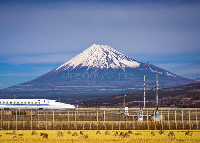 El monte Fuji imágenes de archivo libres de regalías