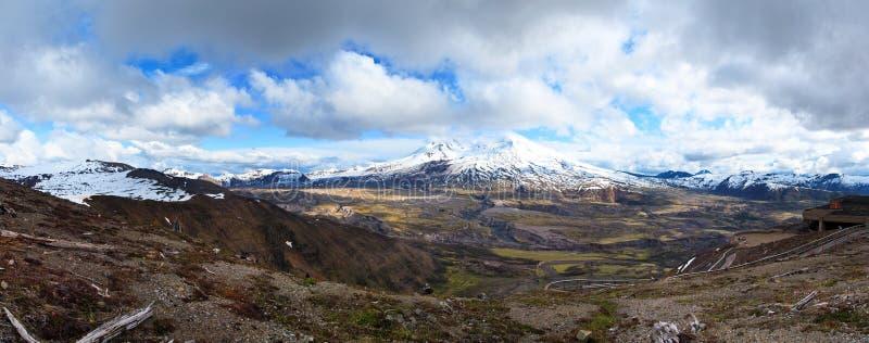 El Monte Saint Helens en Washington los E.E.U.U. fotos de archivo libres de regalías