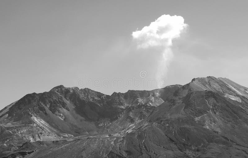 El Monte Saint Helens, Washington foto de archivo
