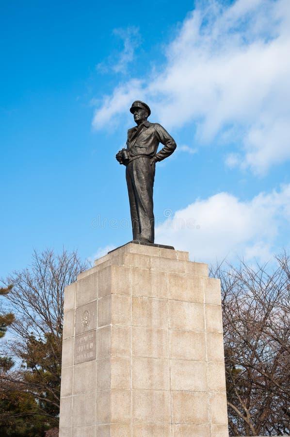 General Douglas MacArthur imagen de archivo libre de regalías