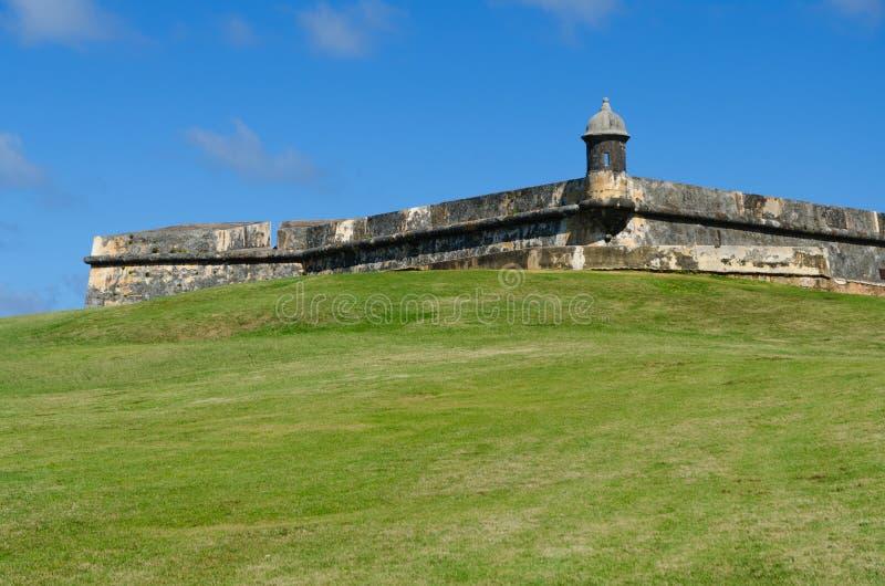 Download El Morro stock image. Image of power, island, history - 24798081